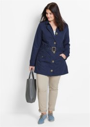 Trench, bpc bonprix collection, Blu scuro