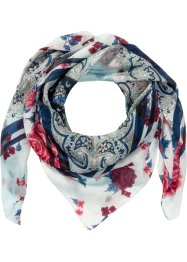 "Foulard classico in seta ""Arabeschi"", bpc bonprix collection"