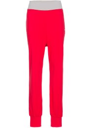 Pantaloni per lo sport, bpc bonprix collection, Rosso