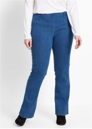 Jeans elasticizzato bootcut, bpc bonprix collection