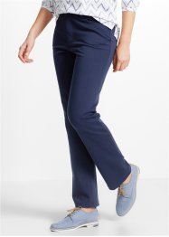 "Pantalone Punto di Roma ""Diritto"", bpc bonprix collection, Blu scuro"