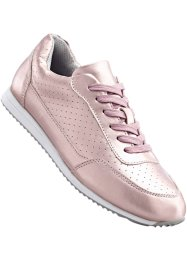 Sneaker, bpc bonprix collection, Rosa metallizzato