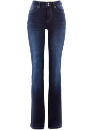 Jeans push-up con cinta comfort bootcut, bpc bonprix collection