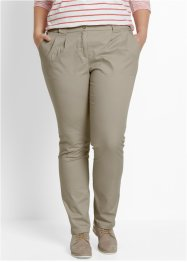 Pantaloni chino, bpc bonprix collection, Sabbia