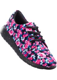 Sneaker a fiori, bpc bonprix collection