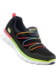 Mocassino Skechers con memory foam, Skechers, Nero colorato