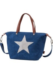 "Borsa ""Stella"", bpc bonprix collection, Blu"