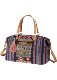 "Borsa da viaggio ""Ethno"", bpc bonprix collection, Blu fantasia"