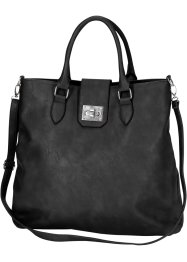 "Borsa ""Classica"", bpc bonprix collection, Nero"