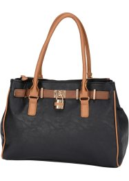 "Borsa ""Business"", bpc bonprix collection, Nero / marrone"