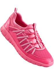 Sneaker, bpc bonprix collection, Fucsia neon