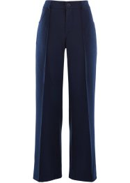 "Pantaloni in jersey ""Largo"", bpc bonprix collection, Blu scuro"