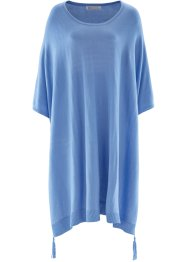 Poncho, bpc selection, Blu medio