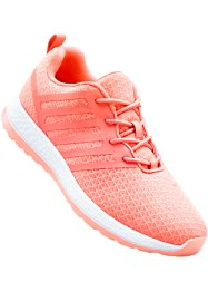 Sneaker, bpc bonprix collection, Salmone neon