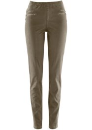 Jeggings con cerniere, bpc bonprix collection