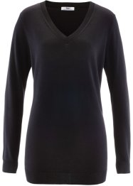 Pullover, bpc bonprix collection, Nero