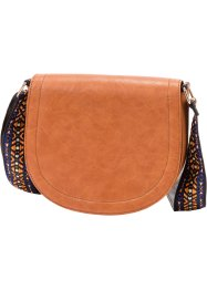 Borsa con tracolla in fantasia etnica, bpc bonprix collection