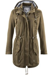 Parka leggero con fodera in jersey, bpc bonprix collection