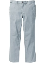 Pantalone chino elasticizzato regular fit straight, bpc selection