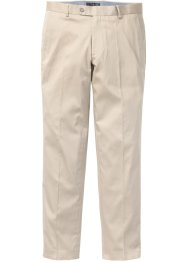 Pantalone classico elasticizzato regular fit, bpc selection