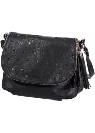 "Borsa a tracolla ""Stelline"", bpc bonprix collection, Nero"