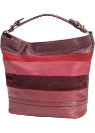 Borsa in stile patchwork, bpc bonprix collection, Bordeaux