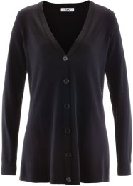 Cardigan, bpc bonprix collection, Nero