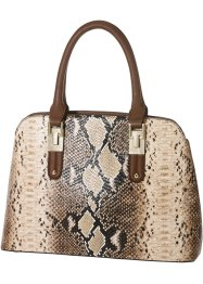 Borsa, bpc bonprix collection, Pietra / nero