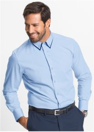 Camicia business regular fit, bpc selection, Azzurro
