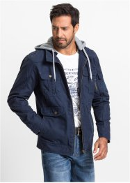 Giacca regular fit, John Baner JEANSWEAR, Blu scuro