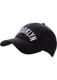 "Berretto ""Brooklyn"", bpc bonprix collection, Nero"