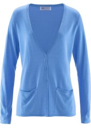Cardigan, bpc selection, Blu medio