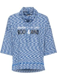 Maglia da wellness con manica a 3/4, bpc bonprix collection