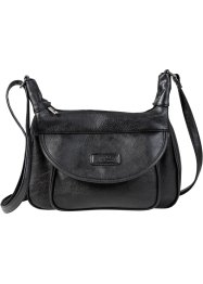 "Borsa a tracolla ""Basic"", bpc bonprix collection, Nero"
