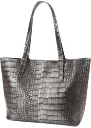 Borsa in simil rettile, bpc bonprix collection