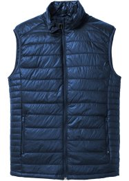 Gilet regular fit, RAINBOW, Blu scuro