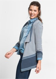 Cardigan a righe, John Baner JEANSWEAR