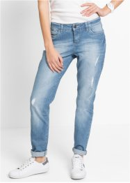 Jeans girlfriend, John Baner JEANSWEAR, Blu medio