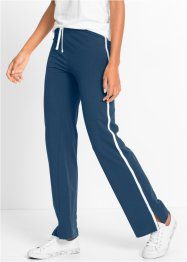 Pantaloni da jogging, bpc bonprix collection, Blu scuro