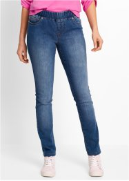 Treggings elasticizzato comfort 5 tasche, bpc bonprix collection