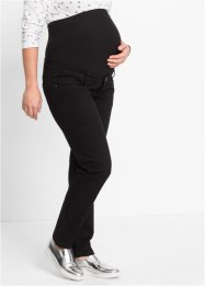 Pantalone prémaman skinny, bpc bonprix collection, Nero