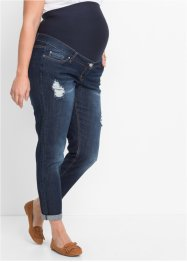 Jeans prémaman girlfriend, bpc bonprix collection, Dark blu stone