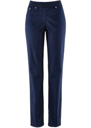 Pantaloni, bpc bonprix collection, Blu scuro