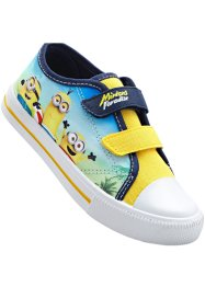 "Sneaker ""MINIONS"", bpc bonprix collection, Blu / giallo"