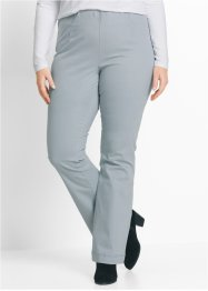 Pantaloni elasticizzati bootcut, bpc bonprix collection