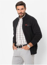 Cardigan regular fit, bpc selection, Nero