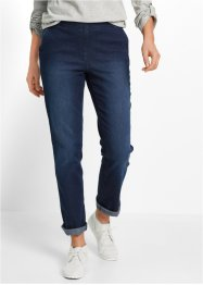 Jeans chino con elastico, bpc bonprix collection