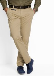 Jeans chino elasticizzato regular fit, bpc selection, Beige