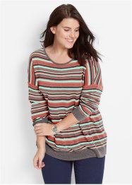 Pullover, bpc bonprix collection, A righe