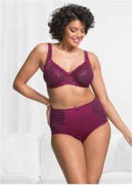 Reggiseno minimizer, bpc selection, Bacca a righe